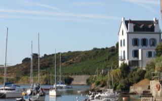 villa pen prad | location de chambres d'hôtes, belle Île en mer